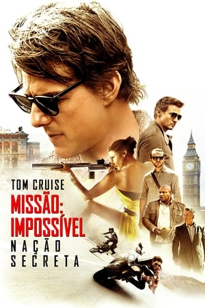 Missão Impossível 5: Nação Secreta Torrent, Download, movie, filme, poster