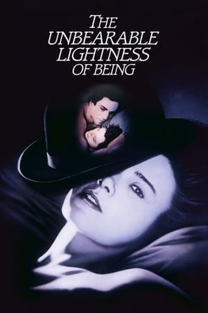 Poster The Unbearable Lightness of Being (1988)