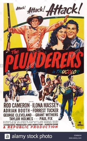 Poster The Plunderers