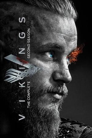 Vikings – Versão Estendida 2ª Temporada – BluRay 720p – 1080p 5.1 Dual Áudio Torrent (2014)