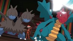 Pokémon Season 22 :Episode 26  Aiming for the Top Floor!
