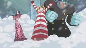 A Horrible Past! The Secret of Dressrosa!
