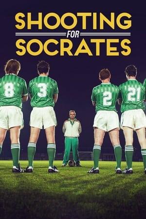Shooting for Socrates-Richard Dormer