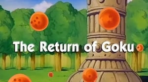 View The Return of Goku Online Dragon Ball 1x63 online hd video quality