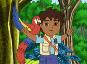 Go, Diego, Go!: Season 1 Episode 9