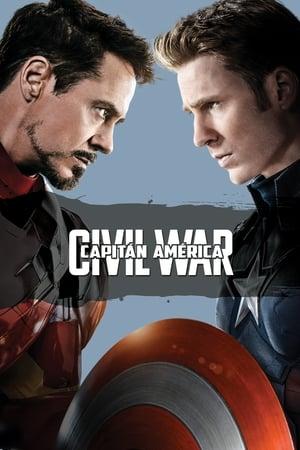 Captain America: Civil War film posters