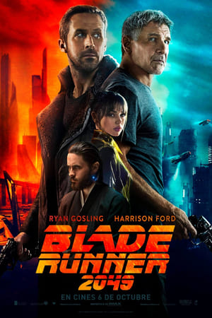 Blade Runner 2049 film posters