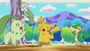Pokémon Season 0 :Episode 26  Sing Meloetta: Search for the Rinka Berries