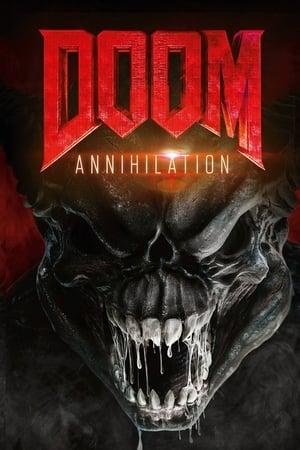 poster Doom: Annihilation