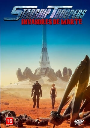 Tropas Estelares: Invasores de Marte Torrent (2017) Dual Áudio 5.1 / Dublado WEB-DL 720p – Download