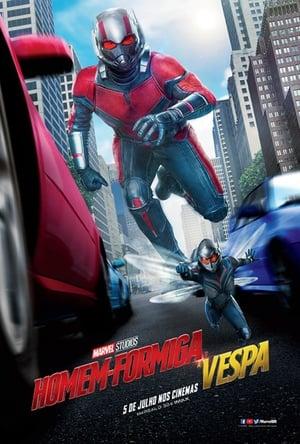 Homem-Formiga e a Vespa Torrent, Download, movie, filme, poster