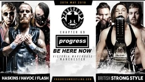 PROGRESS Chapter 69: Be Here Now (2018)