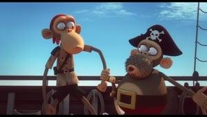 ลิงจ๋อยอดนักสืบ Primates of the Caribbean (2012)