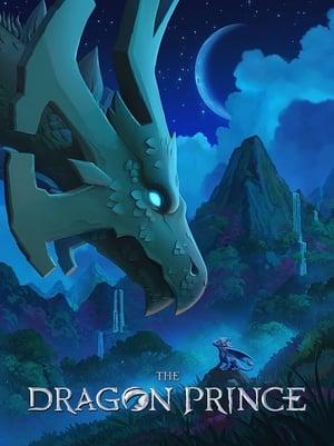 O Príncipe Dragão 3ª Temporada Torrent, Download, movie, filme, poster