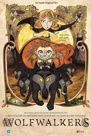 poster Wolfwalkers