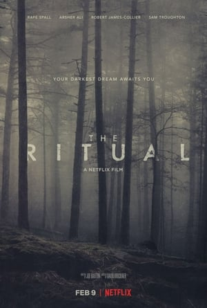 O Ritual Torrent, Download, movie, filme, poster