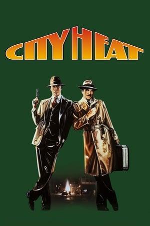 City Heat poster