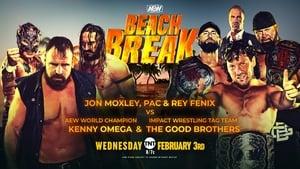 February 3, 2021 - Beach Break