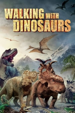 Poster Walking with Dinosaurs (2013)