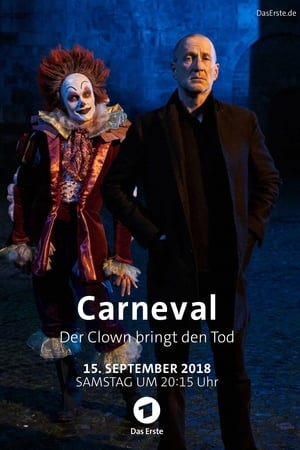 Carneval - Der Clown bringt den Tod