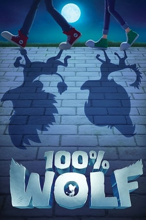 poster 100% Wolf