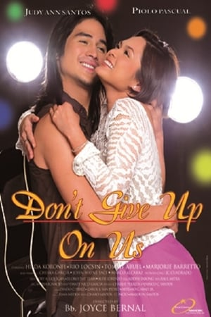 Don't Give Up on Us poster