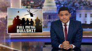 The Daily Show with Trevor Noah Season 25 :Episode 35  Lupita Nyong'o