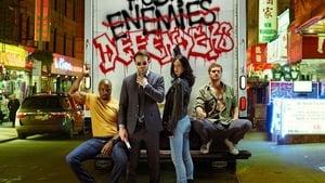 Poster serie TV Marvel's The Defenders Online