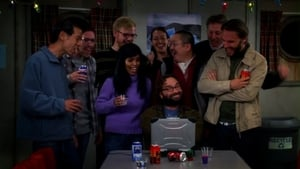 Episodio HD Online The Big Bang Theory Temporada 7 E1 La insuficiencia Hofstadter