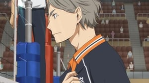 Haikyu!! Season 1 :Episode 21  Senpai's True Abilities