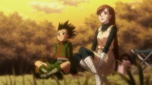 Hunter x Hunter Season 2 : Date x With x Palm
