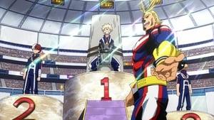 Boku no hero academy: 2×12