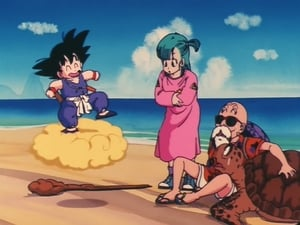 Dragon Ball Season 1 :Episode 3  The Nimbus Cloud of Roshi