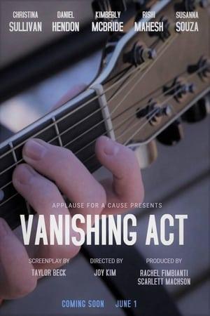 Vanishing Act (2018)