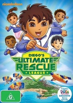 Image Go, Diego, Go!: Diego's Ultimate Rescue League