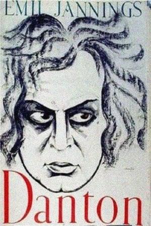 Poster Danton (1921)