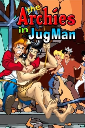 The Archies in JugMan-Andrew Rannells
