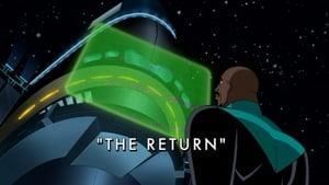 Justice League Unlimited: 1×7