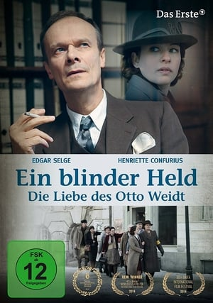 Poster A Blind Hero: The Love of Otto Weidt (2014)
