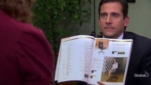 The Office: 4×14