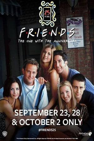 Friends 25th: The One with the Anniversary-Matt LeBlanc