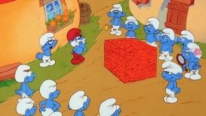 The Smurfs Season 2 :Episode 44  The Box of Dirty Tricks
