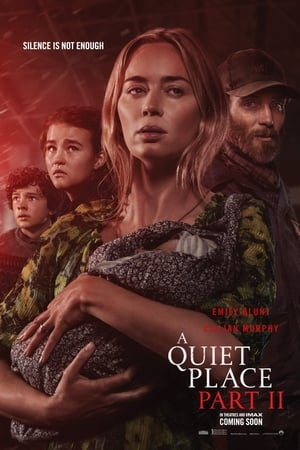 poster A Quiet Place Part II