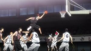 Kuroko no Basket Movie 3: Winter Cup Soushuuhen – Tobira no Mukou