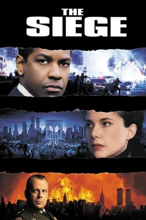 The Siege (1998) is one of the best movies like Spy Game (2001)