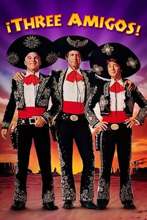 !three Amigos! (1986)