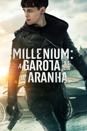 Millennium – A Garota na Teia de Aranha Torrent (2019) Dual Áudio / Dublado 5.1 BluRay 720p | 1080p – Download