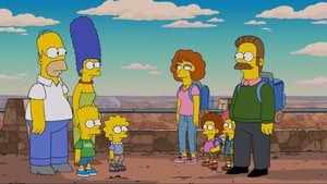 Episodio HD Online Los Simpson Temporada 27 E19 Fland Canyon
