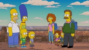 The Simpsons Season 27 :Episode 19  Fland Canyon