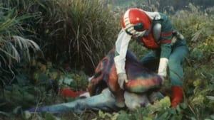 Kamen Rider Season 2 :Episode 42  The Snail Man's Human Experiments!